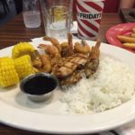 American food in Cebu, TGI Friday Philippines, Ayala malls