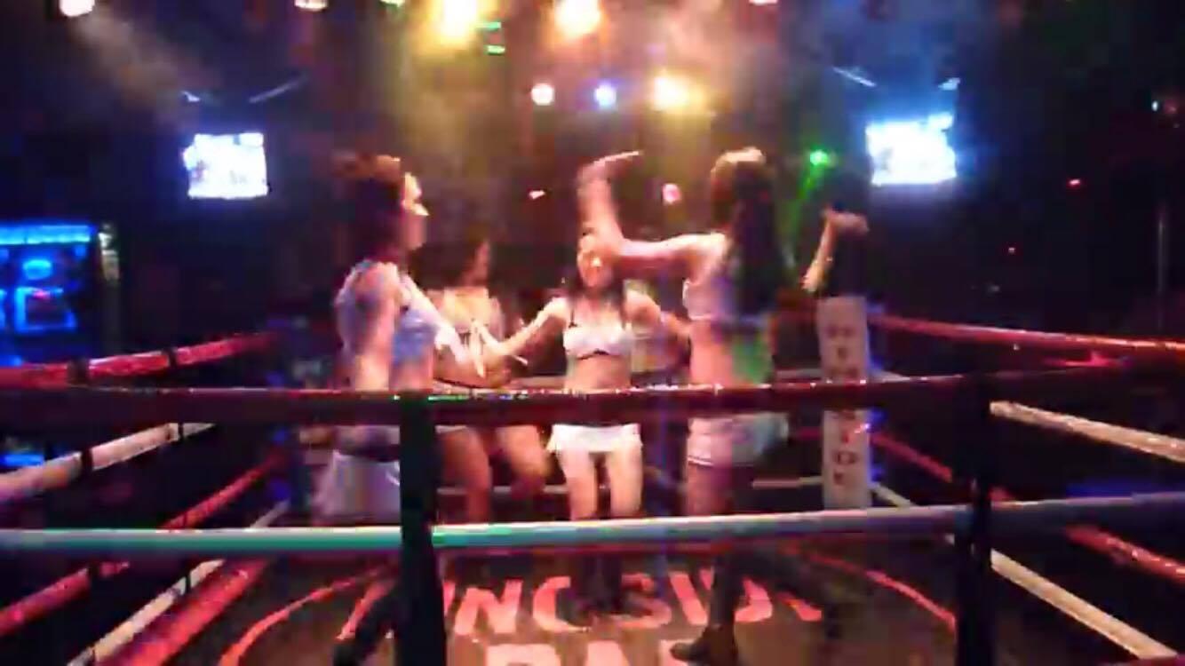 Fucking midget fight club fucks